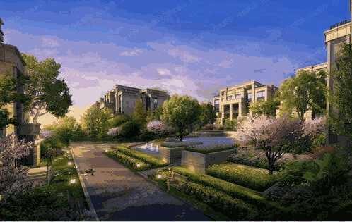 <b>「教你两个平台对打」房地产开发|重庆中核天玺</b>