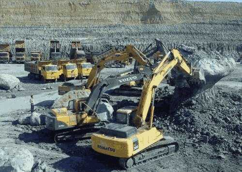 <b>「一分钟挣100元」煤炭开采|山西煤炭开采公司转</b>